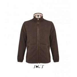 Куртка из флиса с изнанкой под овчину SOL'S NEPAL