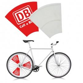 Пластмассовое украшение для велосипеда HUSUM