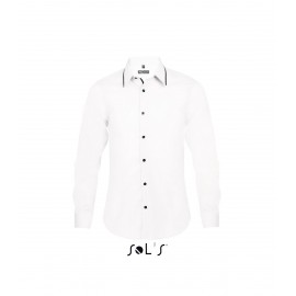 Приталенная рубашка SOL'S BAXTER MEN