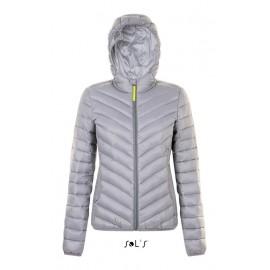 Женская легкая стеганая куртка SOL'S RAY WOMEN