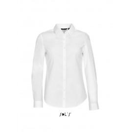 Рубашка женская из ткани стрейч SOL'S BLAKE WOMEN