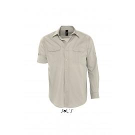 Рубашка из поплина  SOL'S BOLIVIA MEN