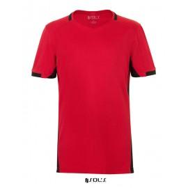 Контрастная футболка для детей SOL'S CLASSICO KIDS