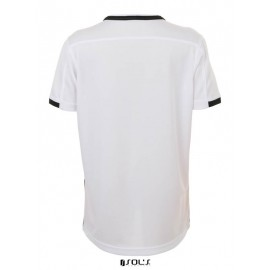 Контрастна футболка для дітей SOL'S CLASSICO KIDS