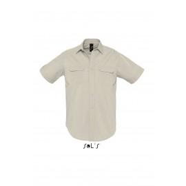 Рубашка из поплина SOL'S BOTSWANA MEN