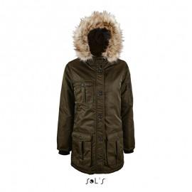 Водонепроницаемая куртка-парка RYAN WOMEN