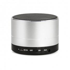 Metall, портативная Bluetooth колонка, 3 Вт, AUX