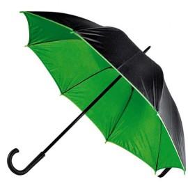 Зонт-трость Bergamo BLOOM, полуавтоматический