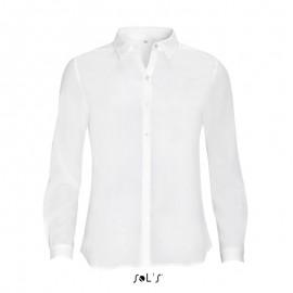 Женская рубашка из крепа SOL'S BETTY