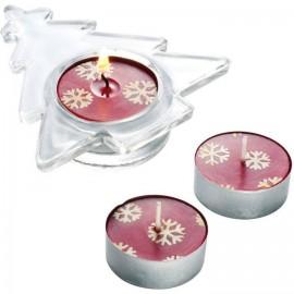 Набор праздничных свечей TUMBA