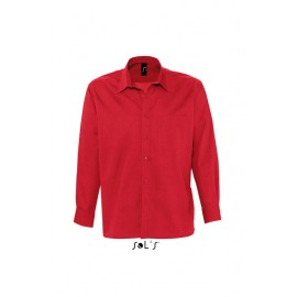 Рубашка из поплина SOL'S BRADFORD