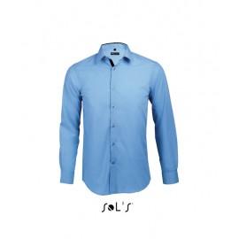 Приталенная рубашка SOL'S BROKER