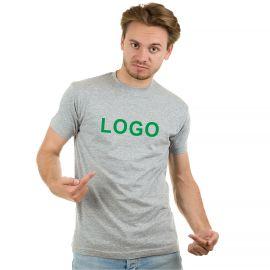 Нанесение логотипов на футболки в Киеве