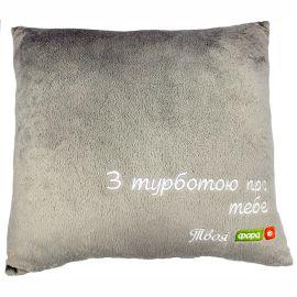 Нанесення логотипу компанії на текстиль