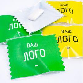 Сувенірні жувальні гумки з логотипом