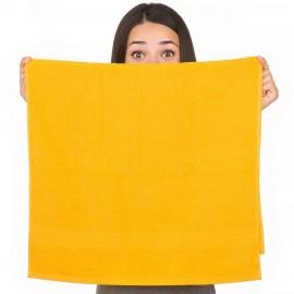 Печать логотипа на полотенцах