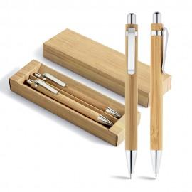 GREENY. Набор из ручки и механического карандаша