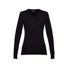 MILAN WOMEN. Женский пуловер с v-образным вырезом
