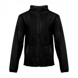 HELSINKI. Мужская флисовая куртка с молнией