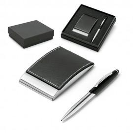 MURPHY. Набор ручка и держатель карты