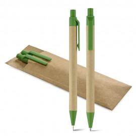 LEAF. Набор из ручки и механического карандаша