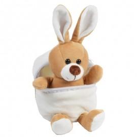 М'яка іграшка  96-0502219 кролик