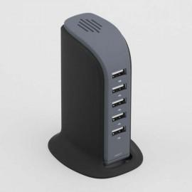 Зарядная станция, 5 USB 18-PT50