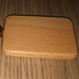 Брелок деревянный арт. 7805