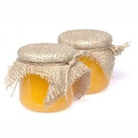 Сувенирный мёд с логотипом