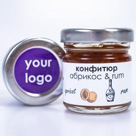 Варенье с логотипом