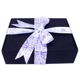 Атласні стрічки для подарункових наборів