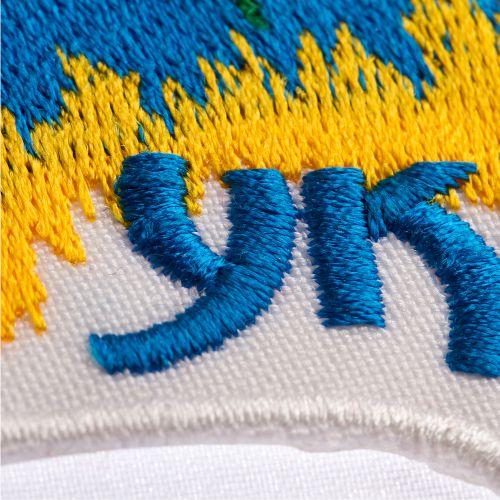 Вышивка на футболках Киев