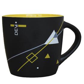 Чашки с логотипом компании