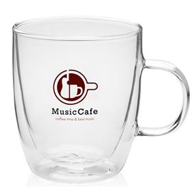 Чашки с печатью логотипа