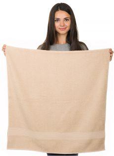 махровые полотенца с логотипом заказать