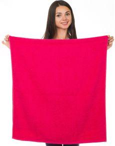 нанесение логотипа на полотенце