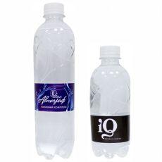 вода с логотипом