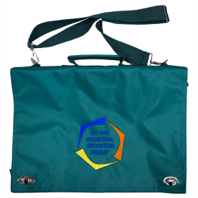 сумки офисные с логотипом оптом