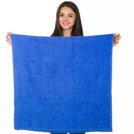 Пляжные махровые полотенца